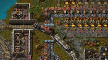 Game image Factorio