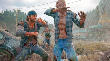 Game image Days Gone