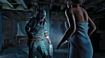 Game image Until Dawn