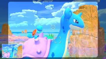 Game image New Pokemon Snap