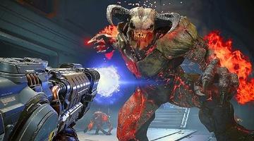 Game image Doom Eternal