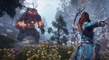 Game image Horizon Zero Dawn The Frozen Wilds