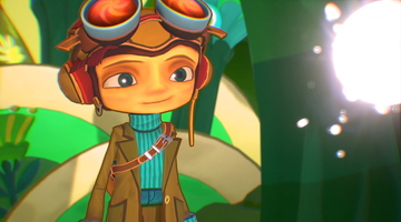 Game image Psychonauts 2