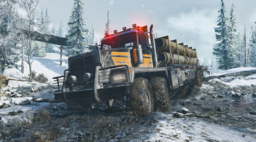 Game image SnowRunner