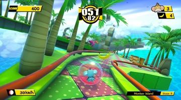Game image Super Monkey Ball