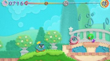Game image Kirbys Epic Yarn