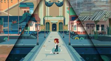 Game image Cris Tales