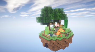 Game image Skyblock