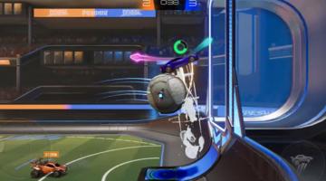 Game image Rocket League Sideswipe