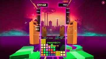 Game image Tetris Beat