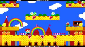 Game image Rainbow Islands