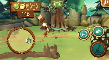 Game image Acron Attack of the Squirrels
