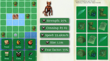 Game image Swordy Quest
