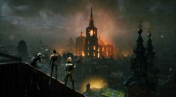 Game image Vampire The Masquerade Blood Hunt