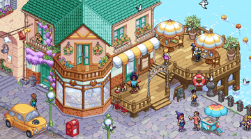 Game image Witchbrook