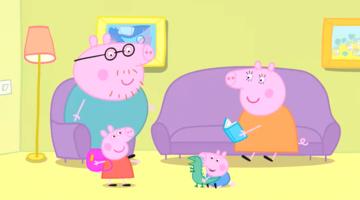 Game image My Friend Peppa Pig