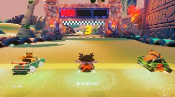 Game image Ommy Kart
