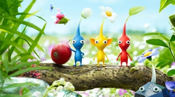 Game image The Pikmin Series