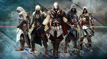 Game image Assassins Creed