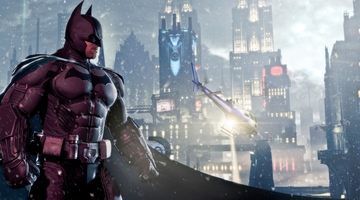 Game image The Batman Arkham Series