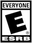 ESRB Rating EVERYONE for Lost Words Beyond the Page