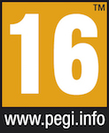 PEGI Rating 16+ for Five Dates
