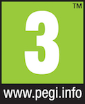 PEGI Rating 3+ for Fru
